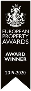 EUROPEAN Property Awards Winner